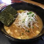 嘉藤 - 中華そば(肉なし)
