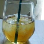 MK CAFE - ごぼう茶 アイス