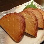 黄金の角煮と奄美焼酎90種 奄んちゅ - さつま揚げ \700