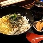 奄んちゅ - 鶏飯(椎茸抜き) \800