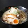 開花屋楽麺荘 - 料理写真:救いの道之助