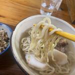 今帰仁そば - 2020年3月16日  麺リフト