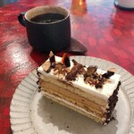ンケリコ - ガトーマジョレーヌ&深煎りコーヒー