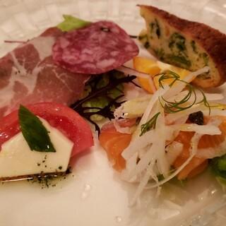 イタリア料理のお店 ラ サラ