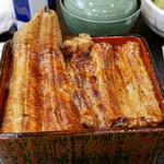 鰻家 - 料理写真:■特上うな重 6600円