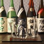 つきはし - 日本酒