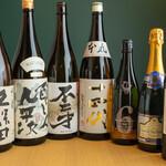 北ノ酒場 TACHIPPA - ドリンク集合(日本酒・焼酎メイン)