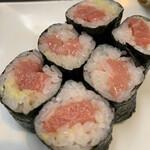 春駒 - とろ鉄火   400円(税抜)