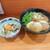 麺屋 つきのわ - 2020年3月 醤油ラーメンBセット(950円)