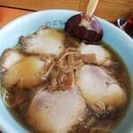 スタミナラーメン のぶちゃん - チャーシュー麺¥700