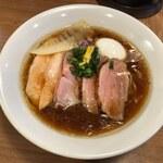 麺屋福丸 - 料理写真:特選鴨だし醤油ラーメン