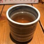 127588230 - そば茶