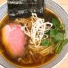 麺処 有彩 - 料理写真:あっさりの醤油らぁめんの中盛り