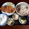 アライ - 料理写真:とんかつセット1,000円