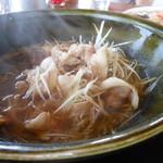 金太郎 - 臭みのない 豚バラ肉がどっさり