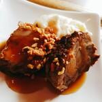サバービア - 豚肉の角煮