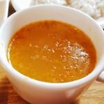 サバービア - スープ