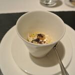 リストランテ カノフィーロ - ハースニップのムース