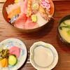采帆久亭 - 料理写真:市場海鮮丼のランチ