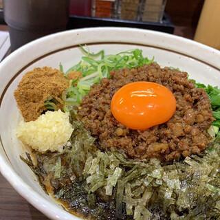 濃厚担々麺ひばな - 料理写真:元祖台湾まぜそば