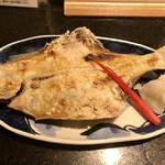 海彦 - 口細かれい塩焼き