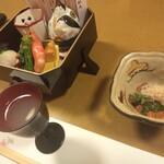 黒川荘 - 料理写真: