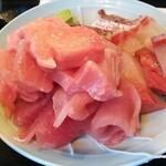 和鮮 しんま - 鯛、ハマチも。