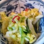 和鮮 しんま - 漬物