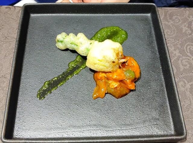 Trattoria del Bordoの料理の写真