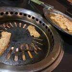 焼肉牛亭 - 料理写真: