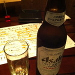 ちゅうしんの蔵 - ノンアルコールビール (450円)