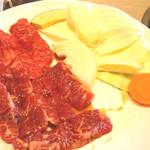 12761981 - 楓の肉&野菜