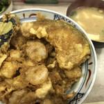 天義 - かき揚げ丼