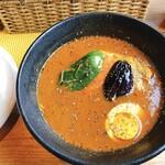 スープカリー クフウ -