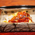 鉄板焼き いわ倉 - 広島焼き