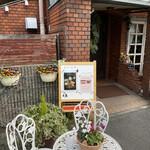 紅茶の店 ARIEL - 入り口
