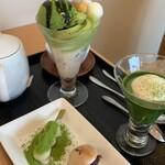田頭茶舗 - 料理写真: