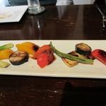 12762564 - 焼き野菜のサラダ