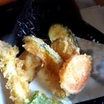山さくら - 野菜天ぷら