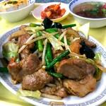 中華料理 桃園 - 料理写真: