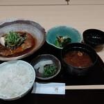 127625640 - ●魚定食 (サワラ煮) 1100+味彩御膳1650=2,750円 2020年03月