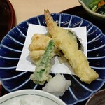127625642 - ●魚定食 (サワラ煮) 1100+味彩御膳1650=2,750円 2020年03月