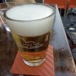 日比谷サロー - ランチビール