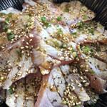 Isohamagyogyou - マグロトロ炙り丼