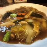 台湾酒菜 香満楼 - 五目焼きそば