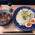 鴨ふじ - 料理写真:とろろ鴨つけ麺 1玉 880円(税込)+トッピング煮玉子 110円