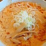 みそ膳 - 味噌タンタン麺