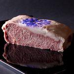 鉄板焼 心 - 料理写真:世界の美食家を魅了する「神戸牛」
