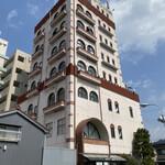 敦賀ヨーロッパ軒 - 味のお城。 昭和レトロラブホテルではありませんw