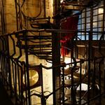 Seirinkan - お店の中の螺旋階段